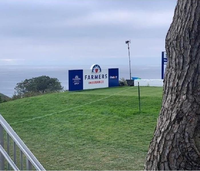 Farmers Sign at Torrey Pines